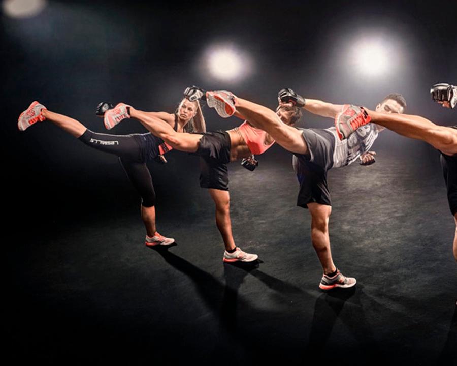 Vámonos al combate…practicando Body Combat o HBXBoxing